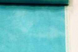 nuagé turquoise Stof, les tissus patchwork P6499