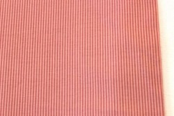 Tissu Patch Quilters basic rayures vieux rose