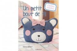 """livre """"Créations enfantines"""" de """"Un petit bout de fil"""""""