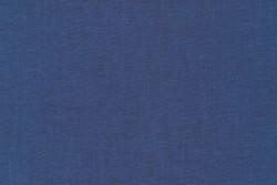 """Tissu Stof """"Sevilla"""" fil à fil , Bleu"""