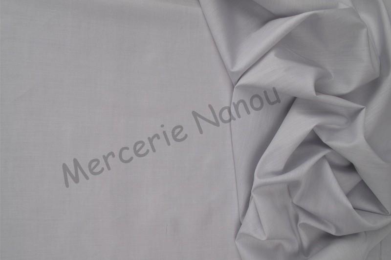 tissu fil fil gris perle. Black Bedroom Furniture Sets. Home Design Ideas