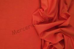 """Tissu Fil à fil """"Mandarine"""""""