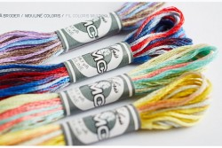 Fil coton Coloris de DMC