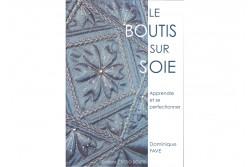 """Livre """" Le boutis sur soie """""""