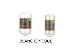 Coton d'Egypte Blanc optique