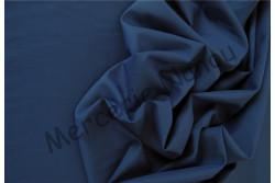 """Tissu Fil à fil """"Bleu Touareg"""""""