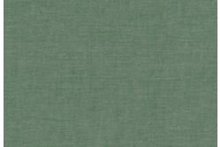 "Tissu Stof ""Sevilla"" fil à fil, vert de gris"