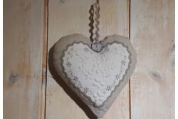 Kit de Boutis coussin coeur